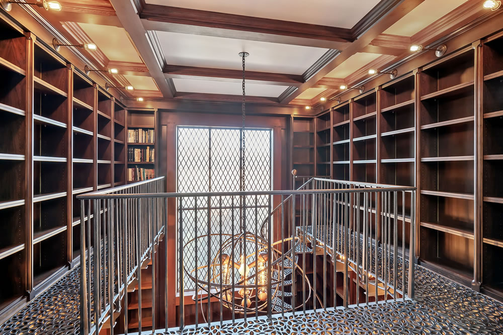 3690 21st Street Upper Library