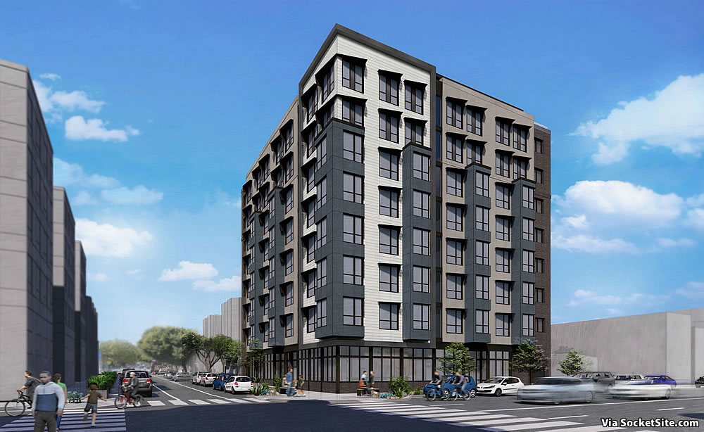 Building with 65 Below Grade Beds Slated for Approval