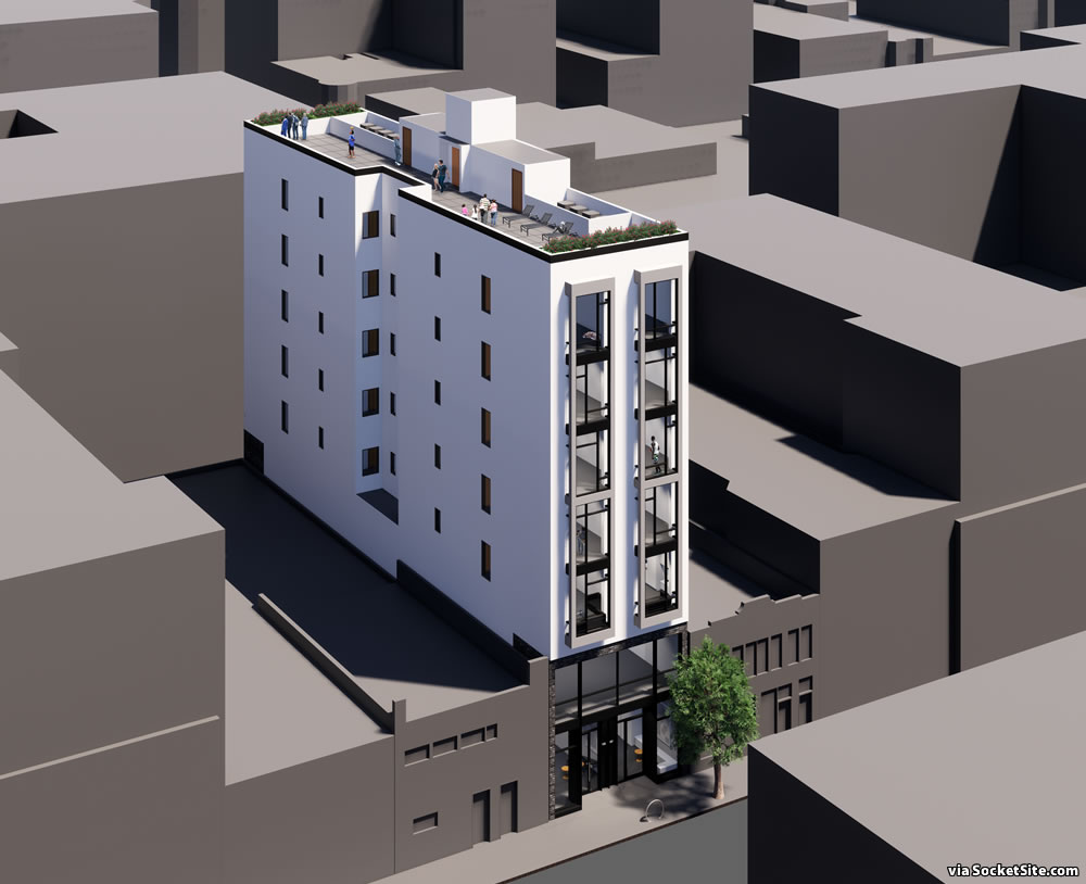 Hayes Valley Infill Closer to Reality