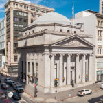 Landmark Bank and Former MOIC Building on the Market