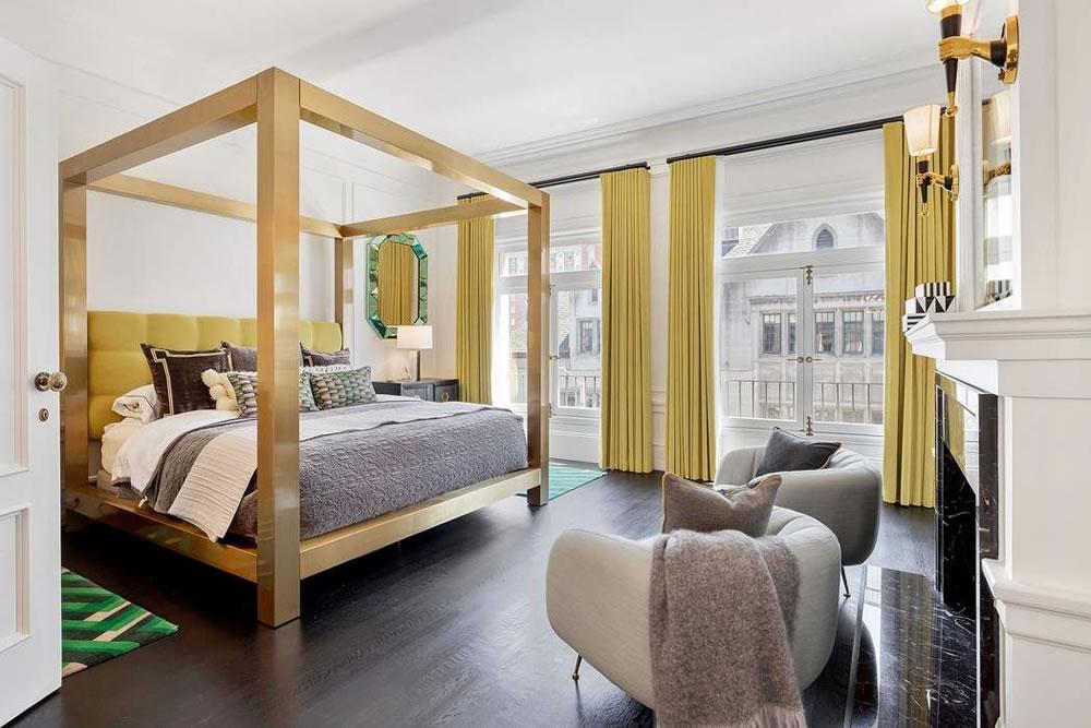1230 Sacramento Street - Bedroom