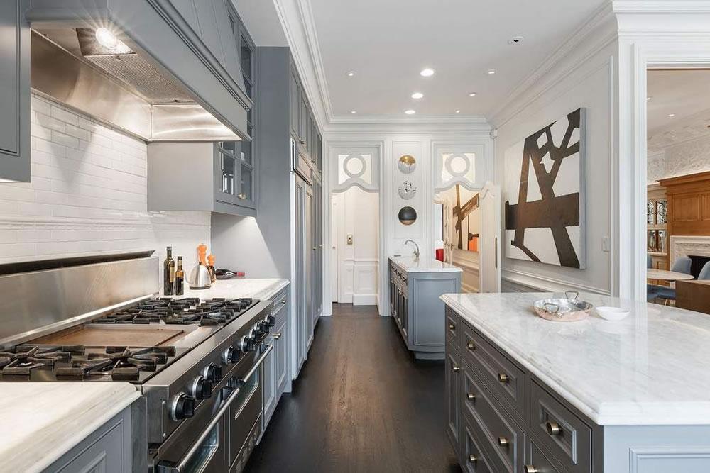 1230 Sacramento Street - Full Kitchen