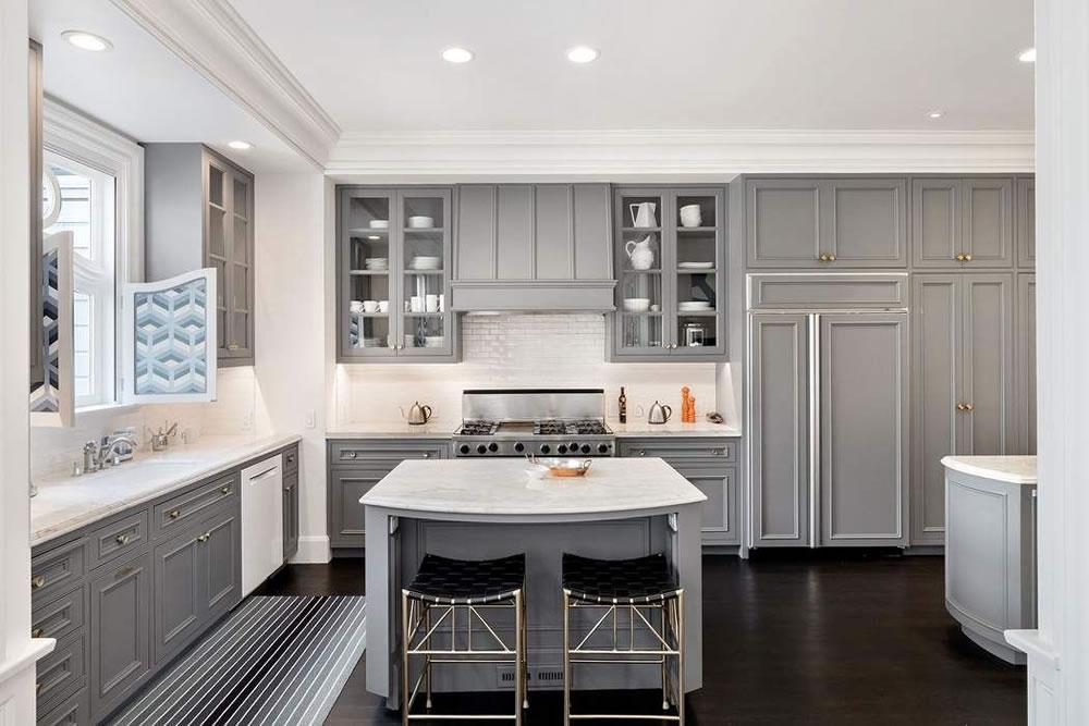 1230 Sacramento Street - Kitchen