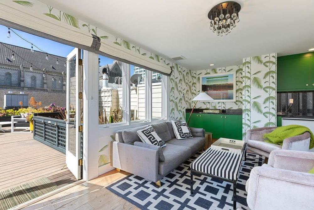 1230 Sacramento Street - Pent Room
