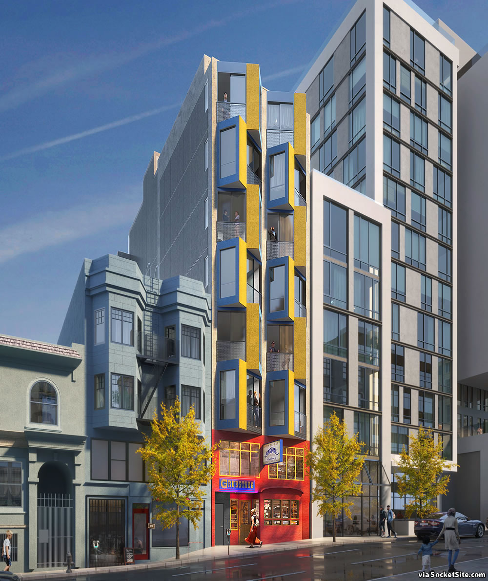 Approved Grubstake Redevelopment Challenged Anew