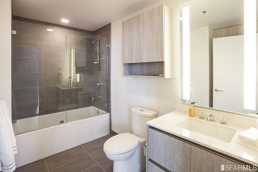201 Folsom Street #27B - Bathroom