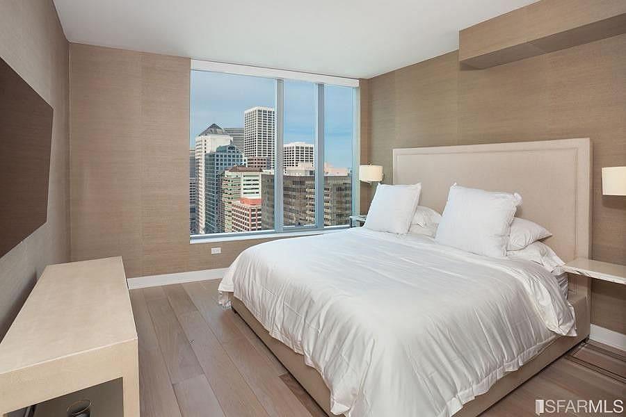 201 Folsom Street #27B - Bedroom