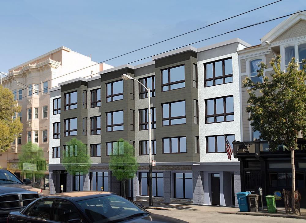 Haight Street Development Redesigned, Slated for Approval