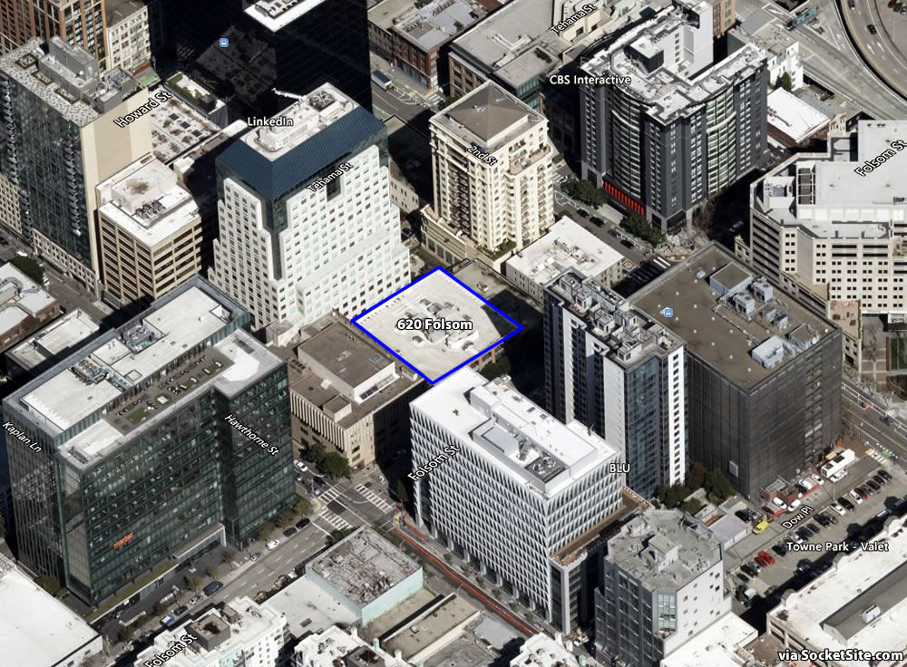 Bonus Plans for a 58-Story Tower to Rise Right Here