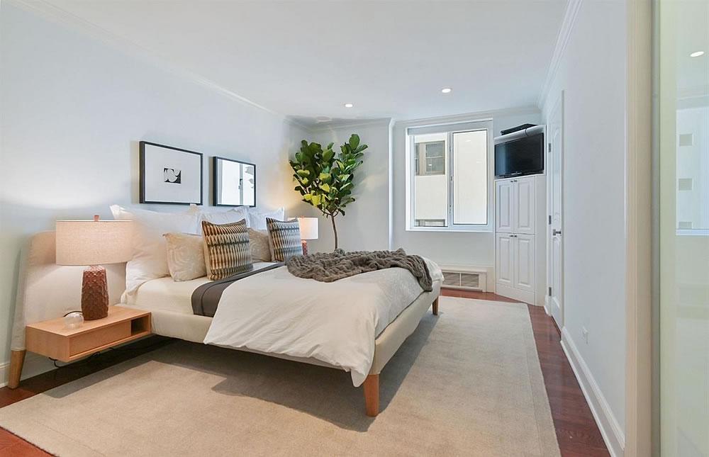 1080 Chestnut #3C Bedroom