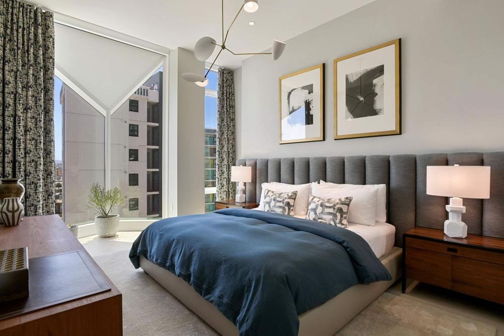 2121 Webster #503 - Bedroom