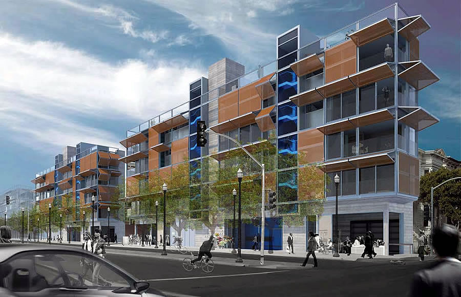 Super Skinny Hayes Valley Development Fully Permitted!  But…