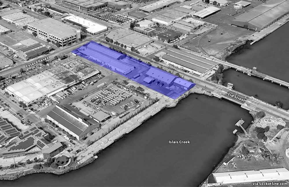 New Bayview/Dogpatch Lab Development on the Boards