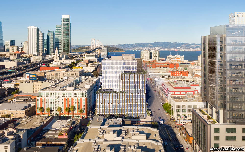 Plans for Development of Key SoMa Site Closer to Reality