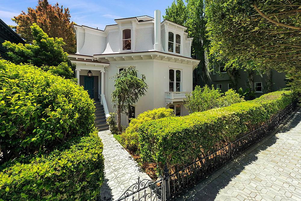 Landmark Octagon House Reduced $800K