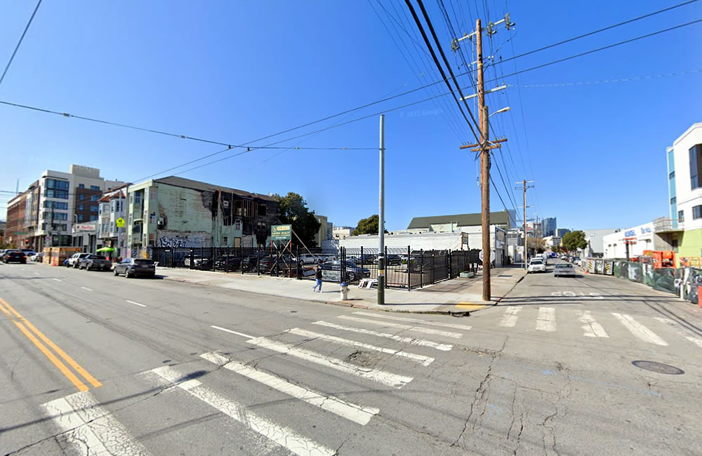 Plans to Bank This Mission District Lot Have Been Drawn