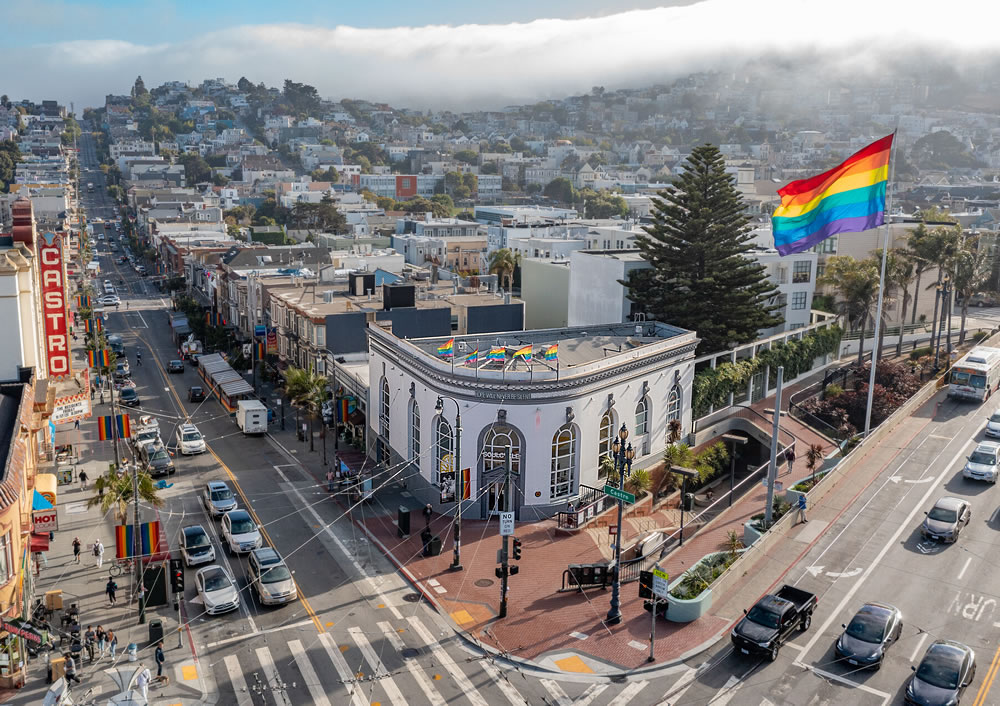 Iconic Castro Building Back on the Market