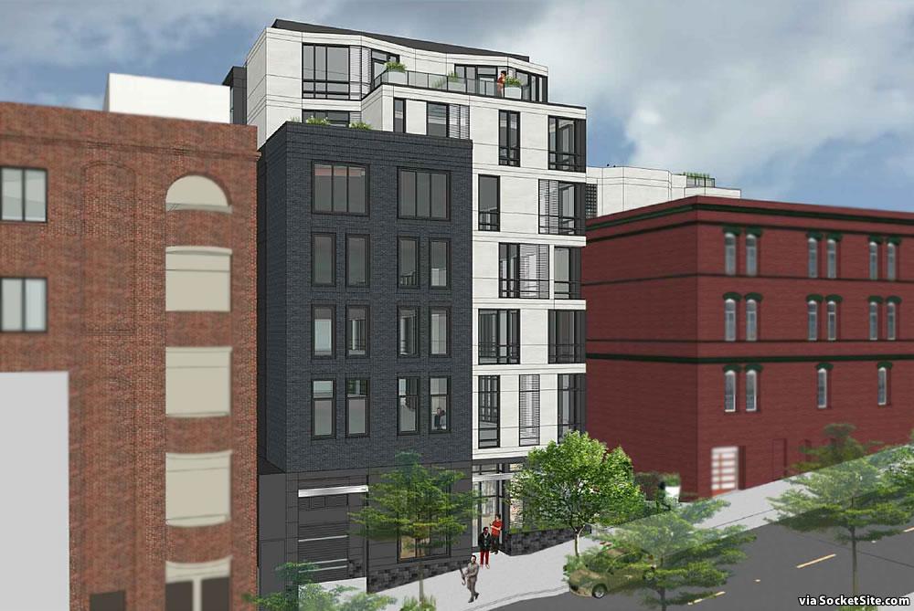 425 Broadway Rendering 2021 - Montgomery