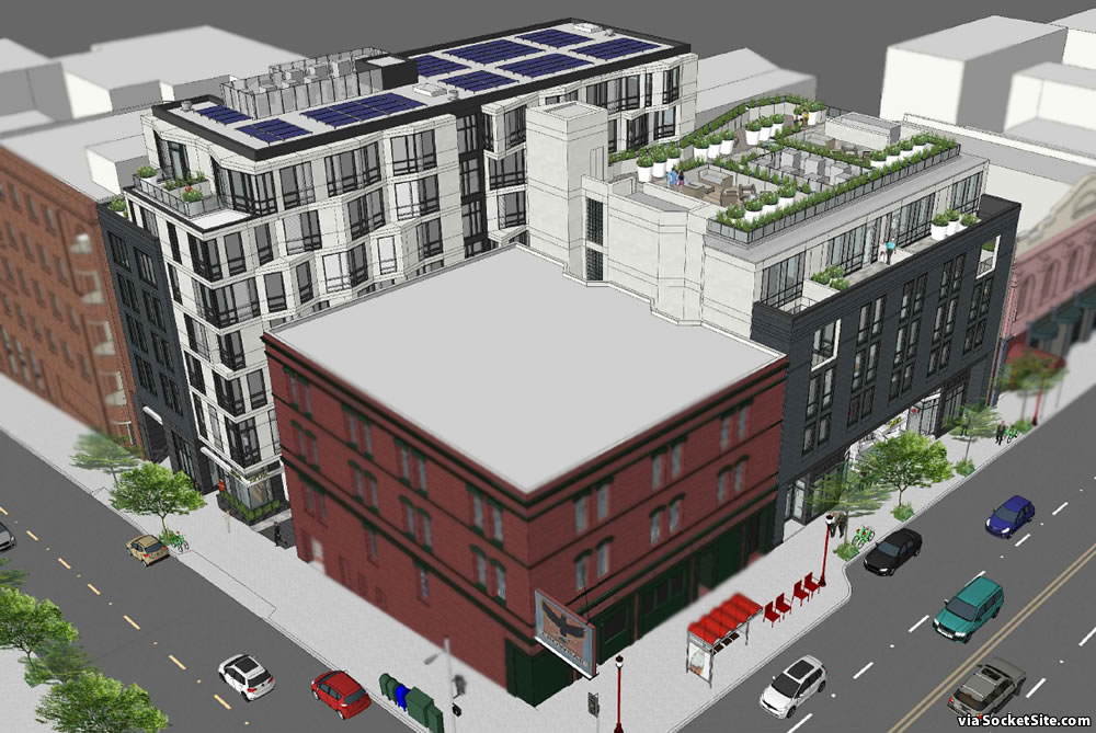 Refined Plans for Building up Broadway Slated for Approval