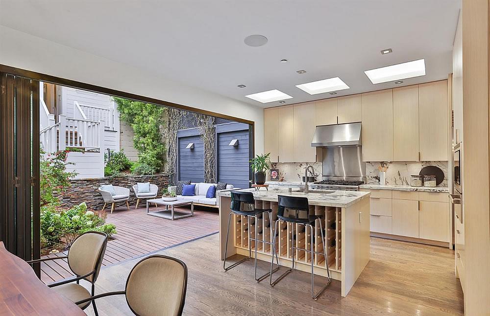 680 Douglass Street - Kitchen