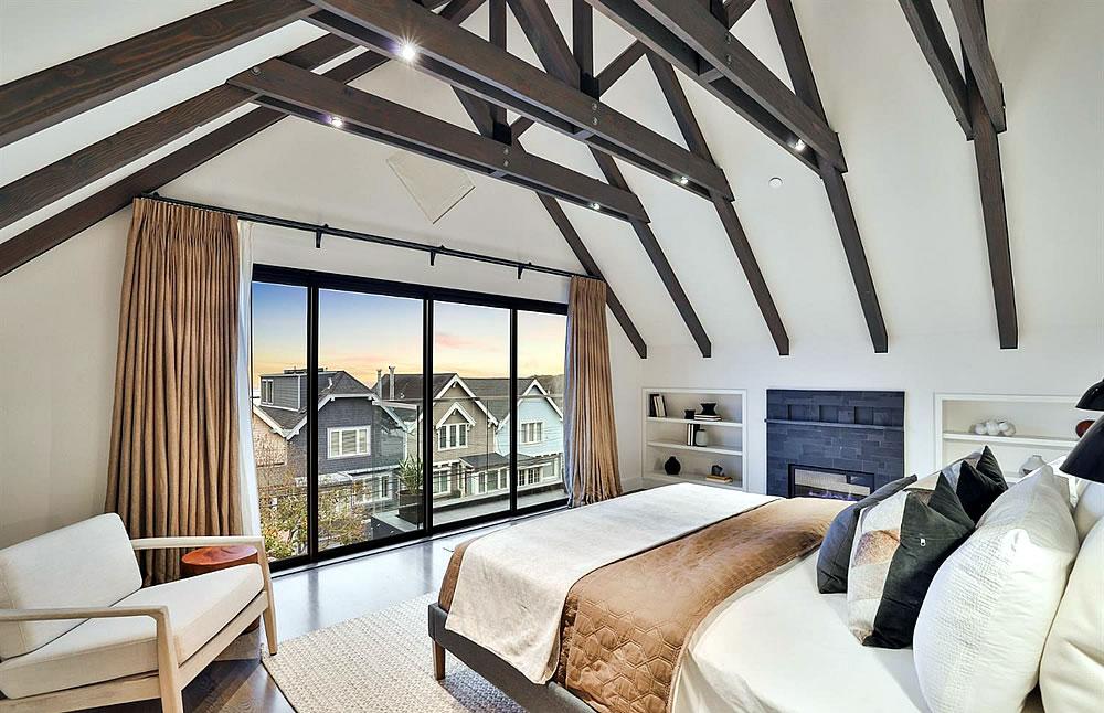 680 Douglass Street - Main Bedroom View